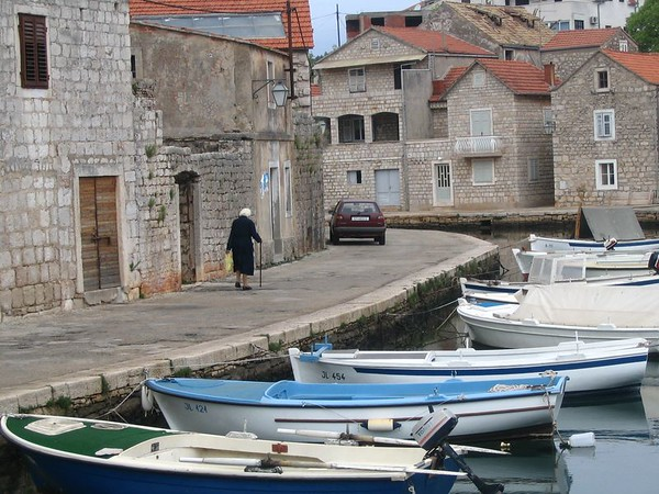 Woman in Vrboska near Jelsa.jpg
