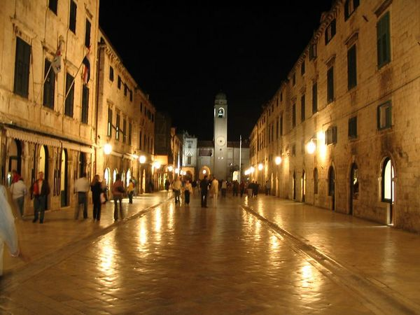 Old Town Dubrovnik at night.jpg