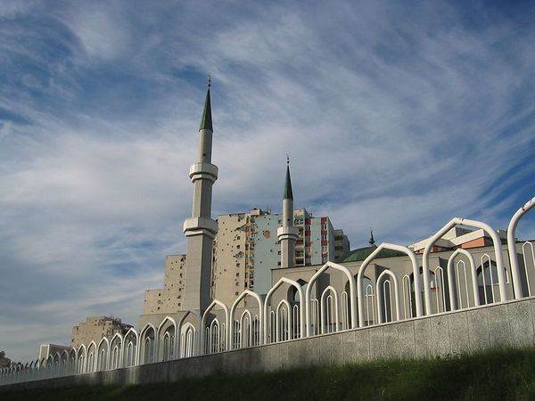 Mosque and Shelled Highrises.jpg