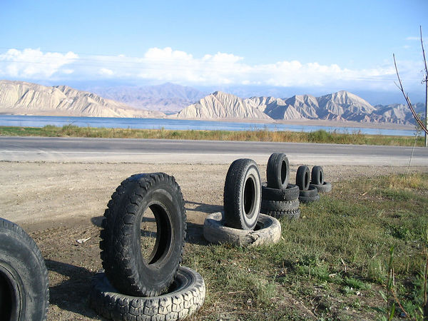 the search for a good tire