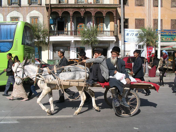 traditional Kashgar