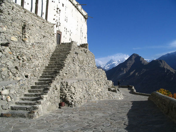 from Baltit Fort
