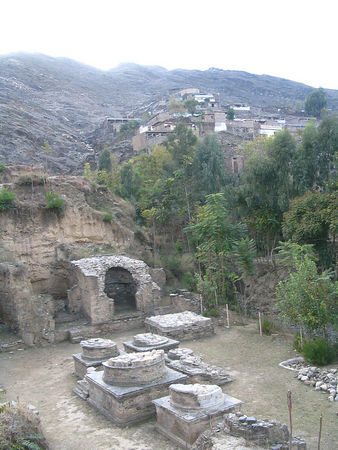 Saidu Sharif archaological site