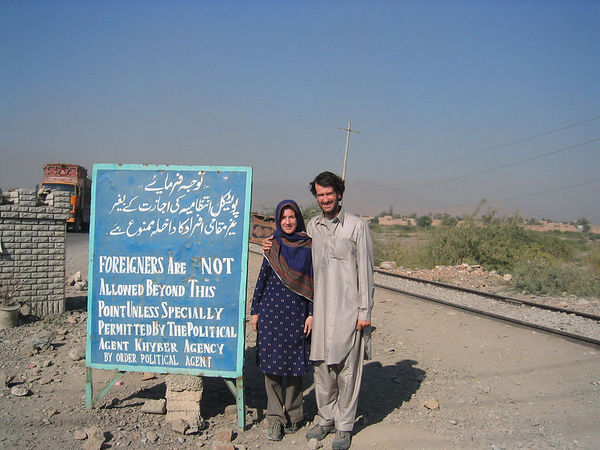 entering tribal areas