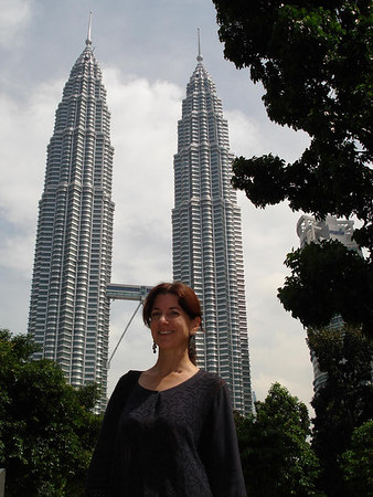 Erika, Petronas Towers