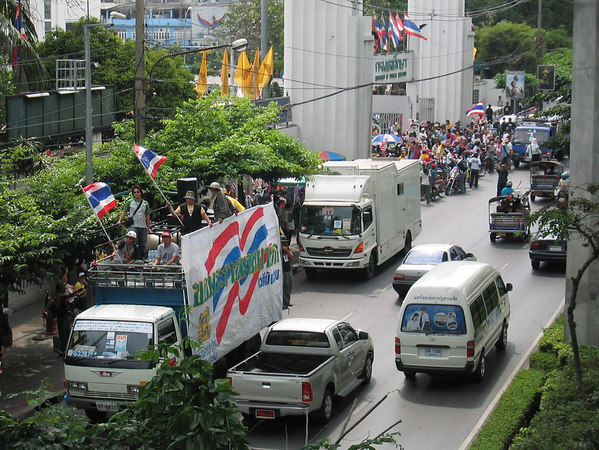 anti-Thaksin demonstration